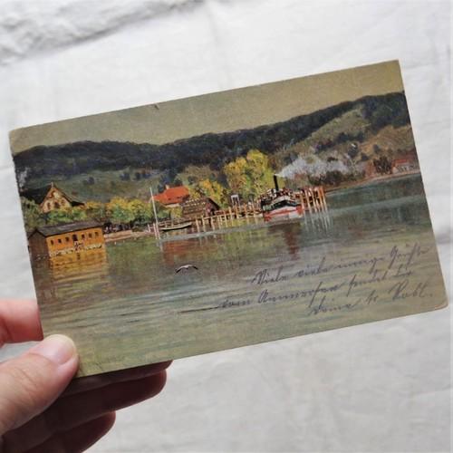 #エア蚤の市 風景のポストカード②