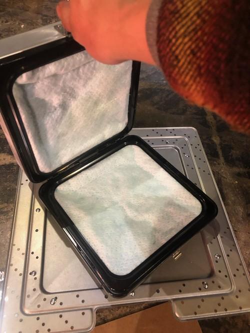 ミツウロコの豆炭コタツの燃焼器セット(送料込)