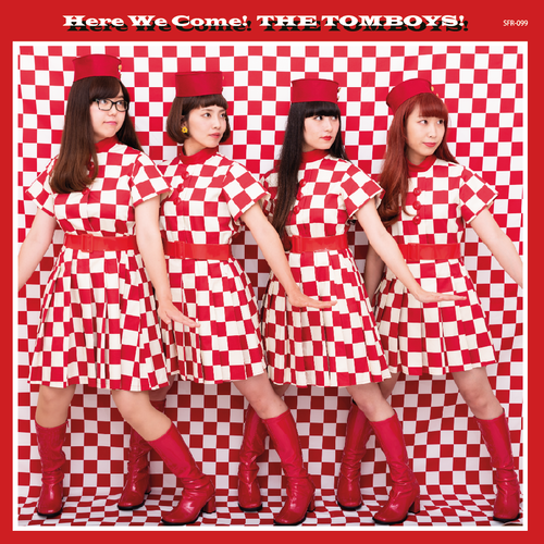 『Here We Come! THE TOMBOYS』