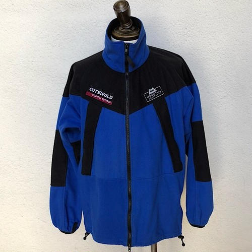 1990s Mountain Equipment Fleece Jacket Made In Portugal