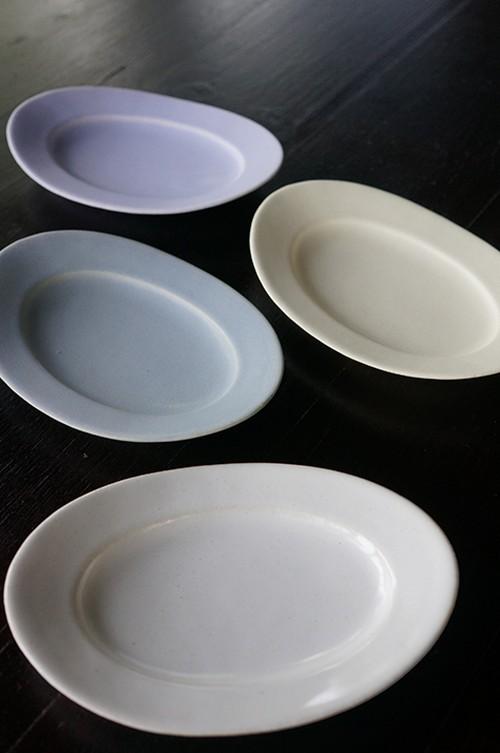 Awabiware (あわびウェア)  オーバル皿S