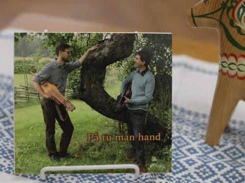 【北欧CD】På tu man hand / Thor Pleijel【伝統】