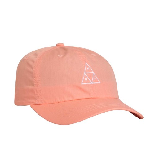 ESSENTIALS TT CV 6 PANEL HAT CORAL HAZE