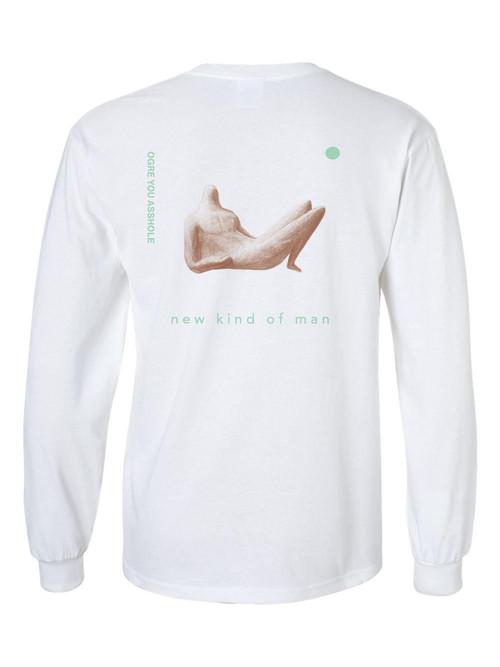 新しい人_ロングTシャツ