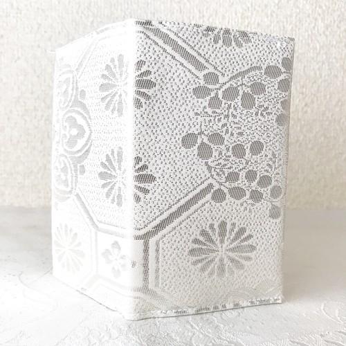 【純銀100%】西陣帯のカードケース