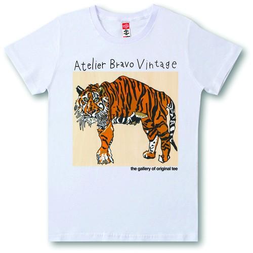 Tシャツ トラ