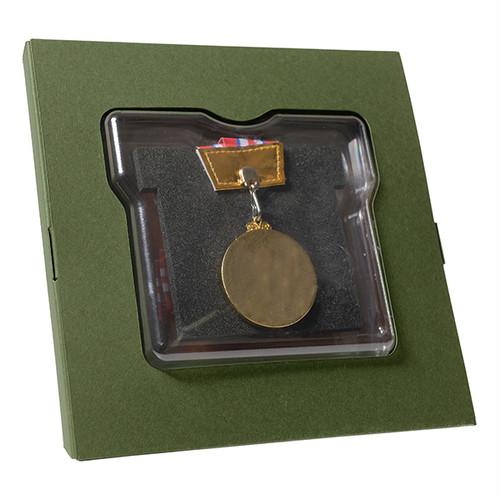 ランレコード メダルスタンド「オリーブ」