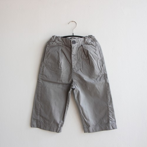 《main story 2020AW》Barrel Pant / wild dove