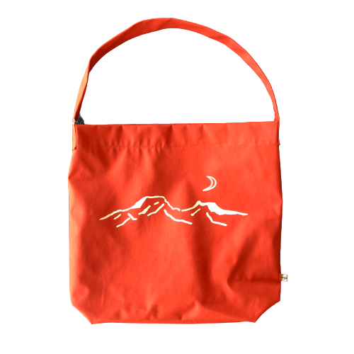 Mt. Omoto Reversible Shoulder Bag