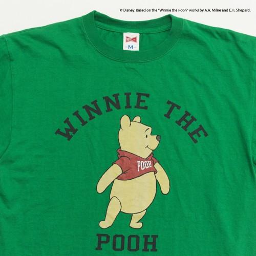 "WINNIE THE POOH"" TEE - GREEN"