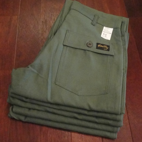 Stan Ray / スタンレイ | #1101P 4pocket military fatigue pants
