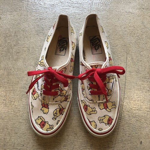 Vans Authentic Usa Disney Pooh