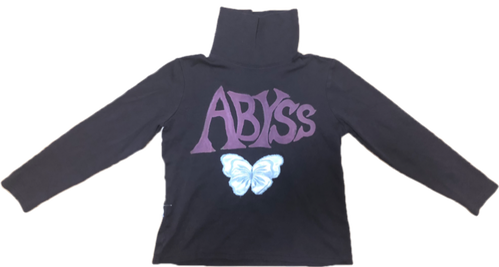 Abyss butterfly long sleeve tee by kodi