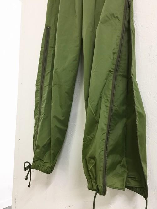 French military : BARMETTE rain pants (dead stock)