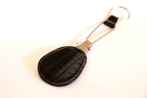 携帯靴べら(手縫い・クロコダイル)
