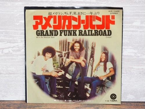 アメリカン・バンド/クリーピン - グランド・ファンク・レイルロード