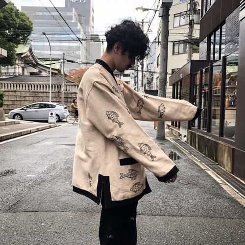 ~90's very very happy native jacket