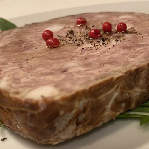 『肉やが作る』パテ・ド・カンパーニュ※岩中豚使用