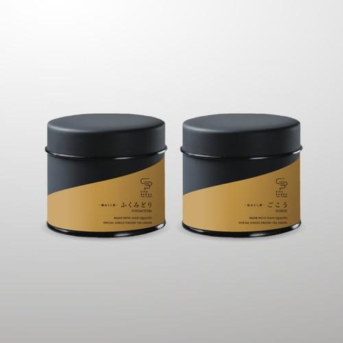 ◎送料無料◎【Gift人気】ほうじ茶2種セット 茶缶50g/10個ティーバッグ