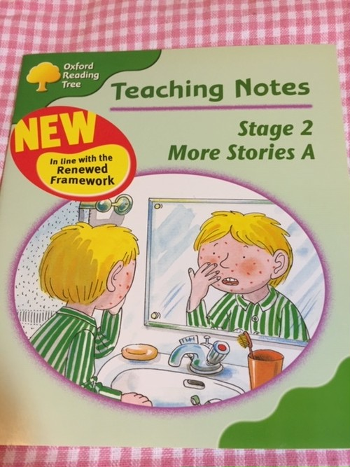 ORT Teaching Notes set(Stage2 More StoriesA)