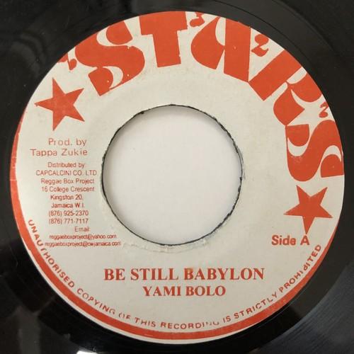 Yami Bolo - Be Still Babylon【7-20578】