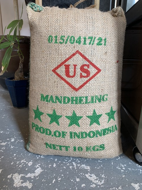 《再入荷!》インドネシア マンデリン ビンタン リマ