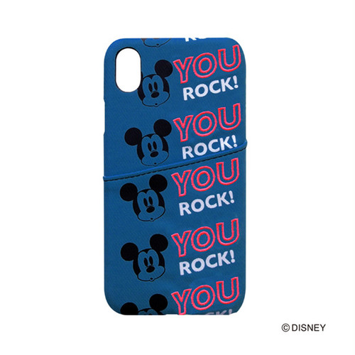 Disney / NEON PATTERN iPhoneケース XR対応 / YY-D062 MM