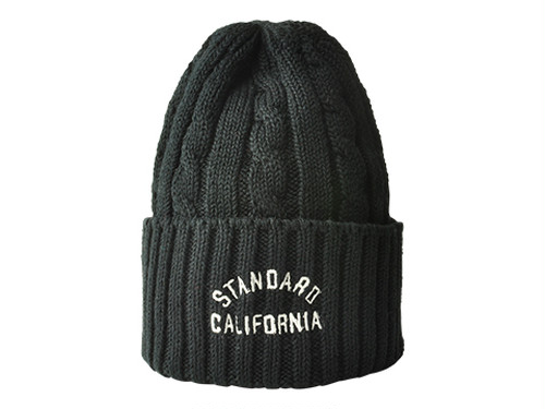 SD Cotton Cable Watch Cap