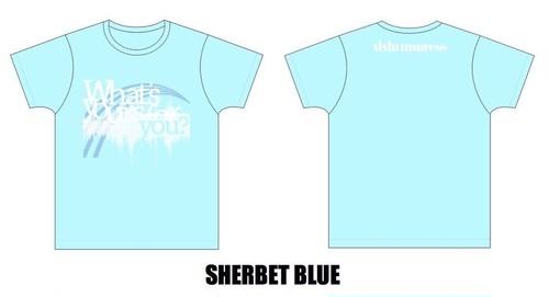 Re:0 Tシャツ シャーベットブルー(XL)