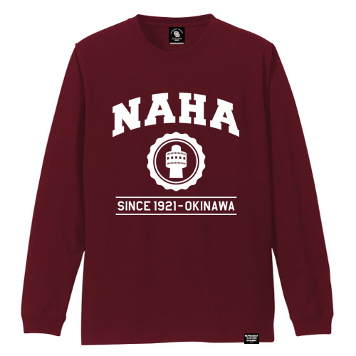 NAHA CITY LONG SLEEVE TEE