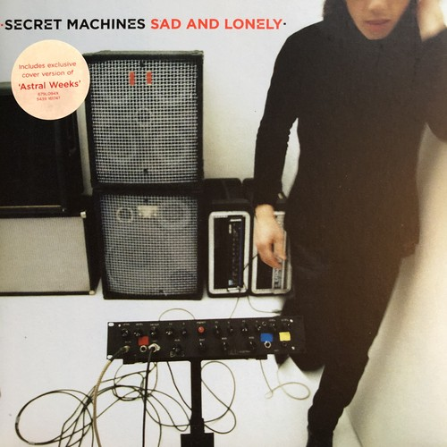 Secret Machines / Sad and Lonely[中古7inch]