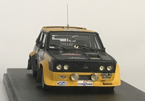 FIAT ABARTH 131RALLY (1/43)