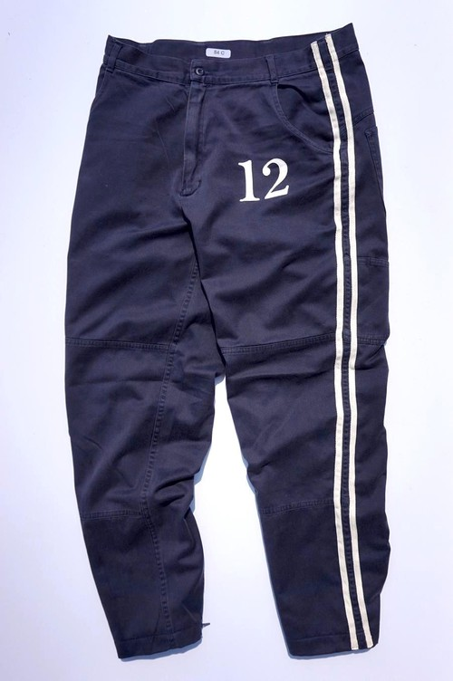 """FRENCH WORK BASEBALL PANTS"" size:84"