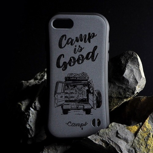 CAMPS iPhoneケース【CAMP is Good】LAND CRUISER70