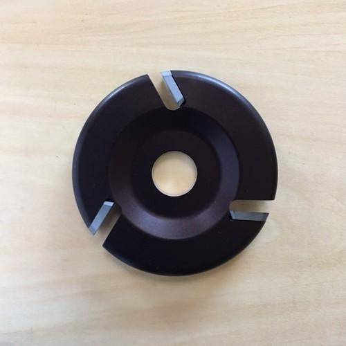 100フラット3枚刃ディスク