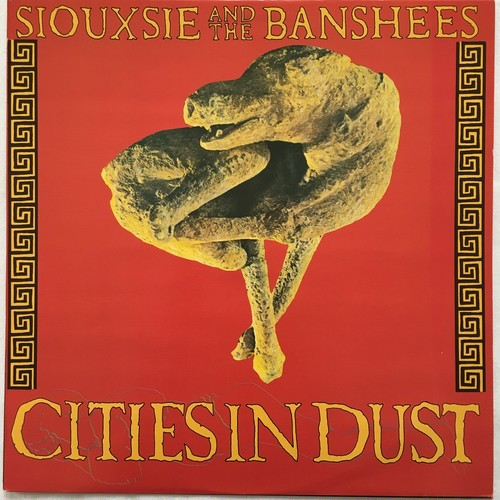 【12inch・英盤】Siouxsie and The Banshees / Cities In Dust
