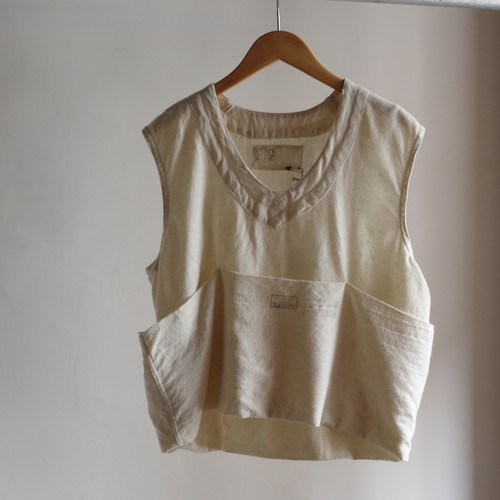 French Army Vest / フレンチ アーミー ベスト #1