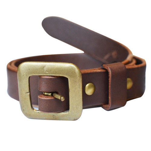 OCCUPY  Leather Belt(OUTLET)