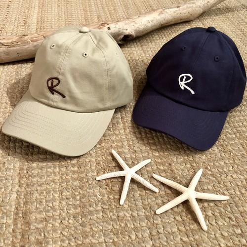 【Ricochica】ロゴ入り刺繍 CAP