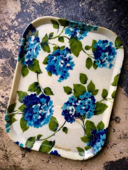 グラスファイバートレイ 70年代 イギリス GlassFiber Plate  Fiberglass Plate