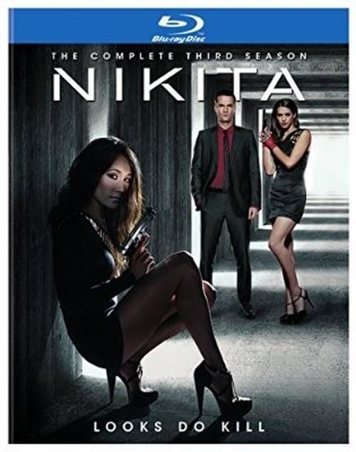 激安ニキータ(Nikita) ブルーレイ シーズン3
