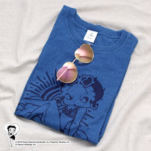 BETTY BOOP™ 日焼けベティーTシャツ