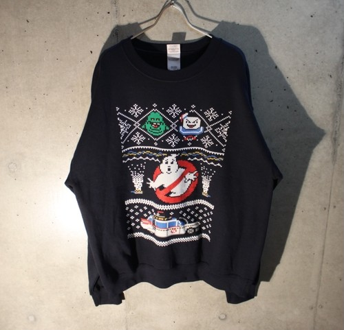 Ghost Busters design sweat
