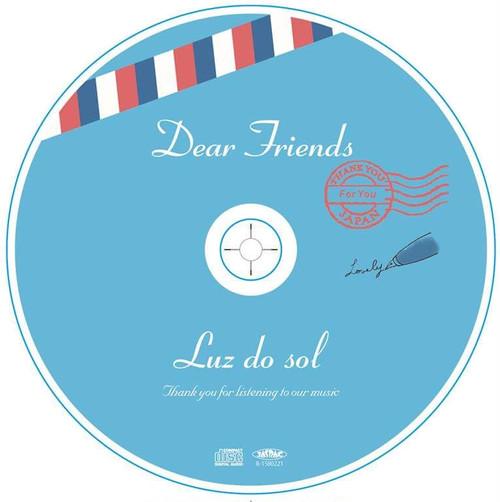 """粟田麻利子×望月雄史DUO「Luz do sol」 """"Dear Friends"""""""