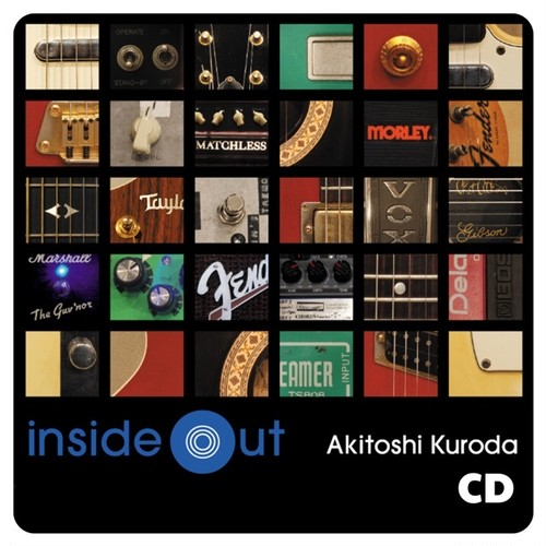 Inside Out / 黒田晃年 (CD)