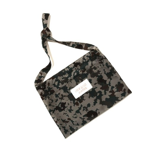 Japan Air Self Defense Force(航空自衛隊) digital camo Musette