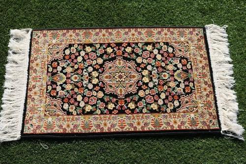 イラン産ペルシャ絨毯 ⑤