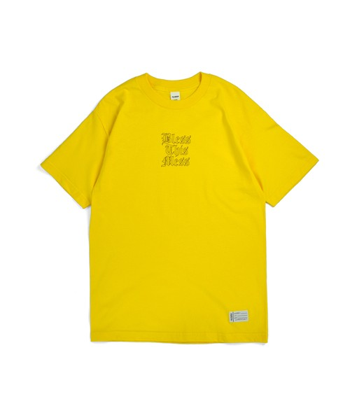 Bless Tee / YELLOW