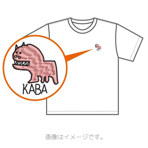 横澤画伯のヤバイカバTシャツ(刺繍)