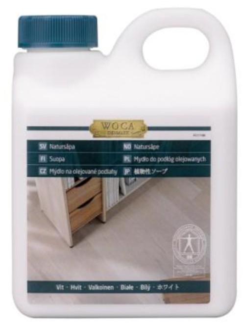 WOCAナチュラルソープホワイト2.5リットル 【日常の汚れ落とし洗剤】